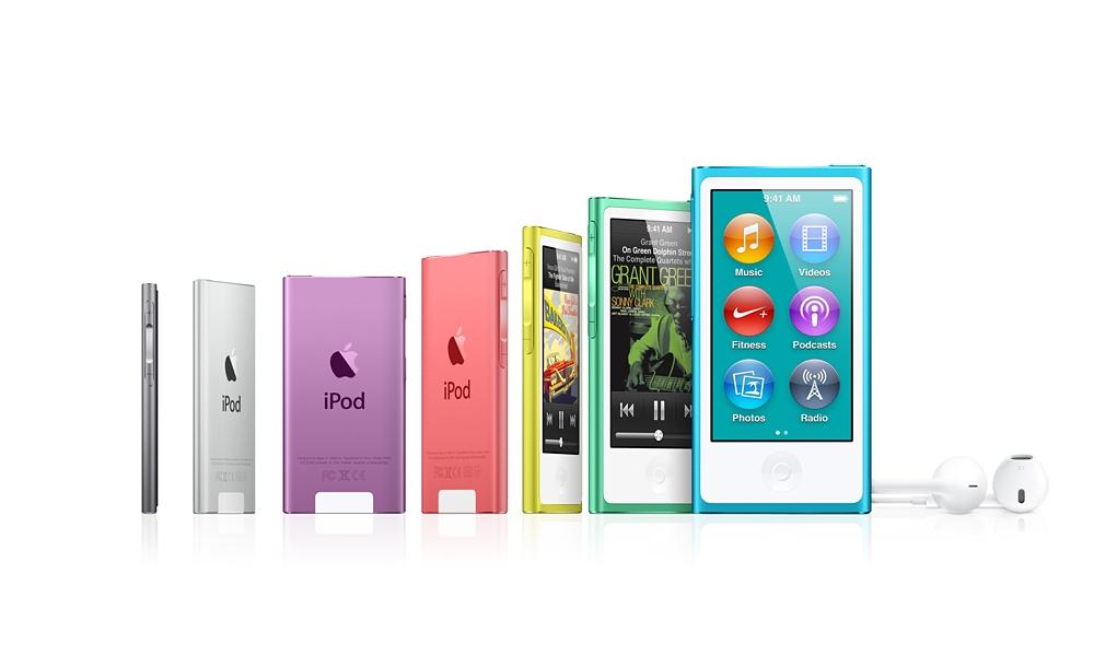 Nuovo iPod Nano