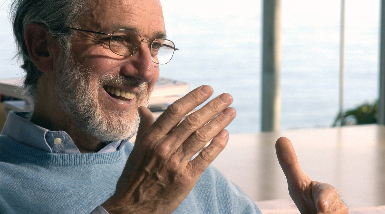 Renzo Piano ritratto