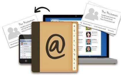 Come gestire la rubrica iPhone su Gmail, PC e iTunes
