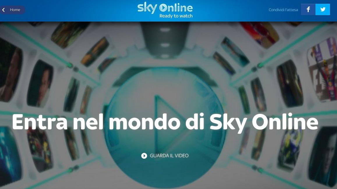 Sky Online Mondiali 2014