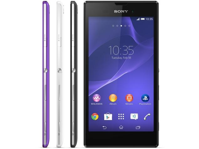 Sony Xperia T3 vari colori