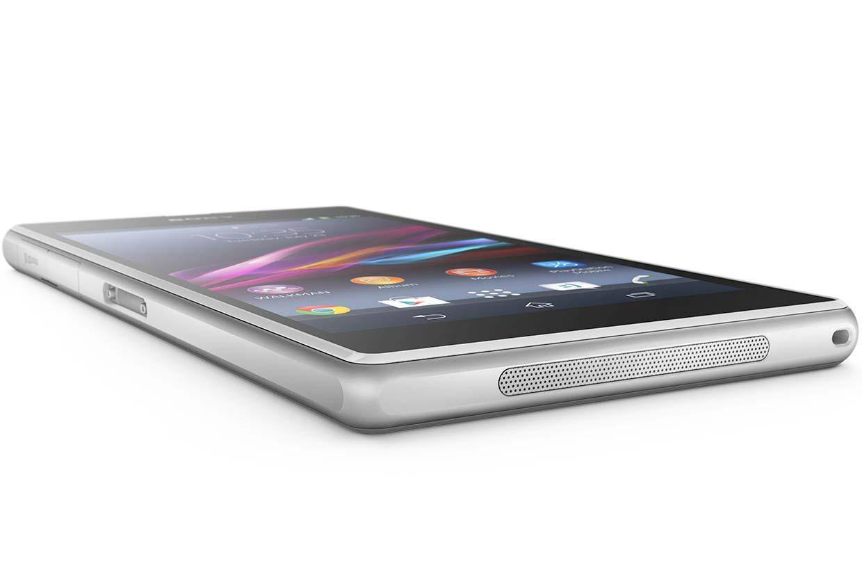 Sony Xperia Z1 design