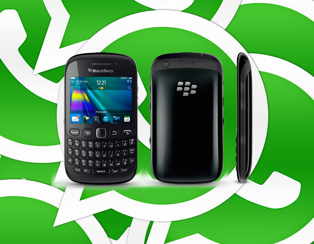 Whatsapp Blackberry 9220