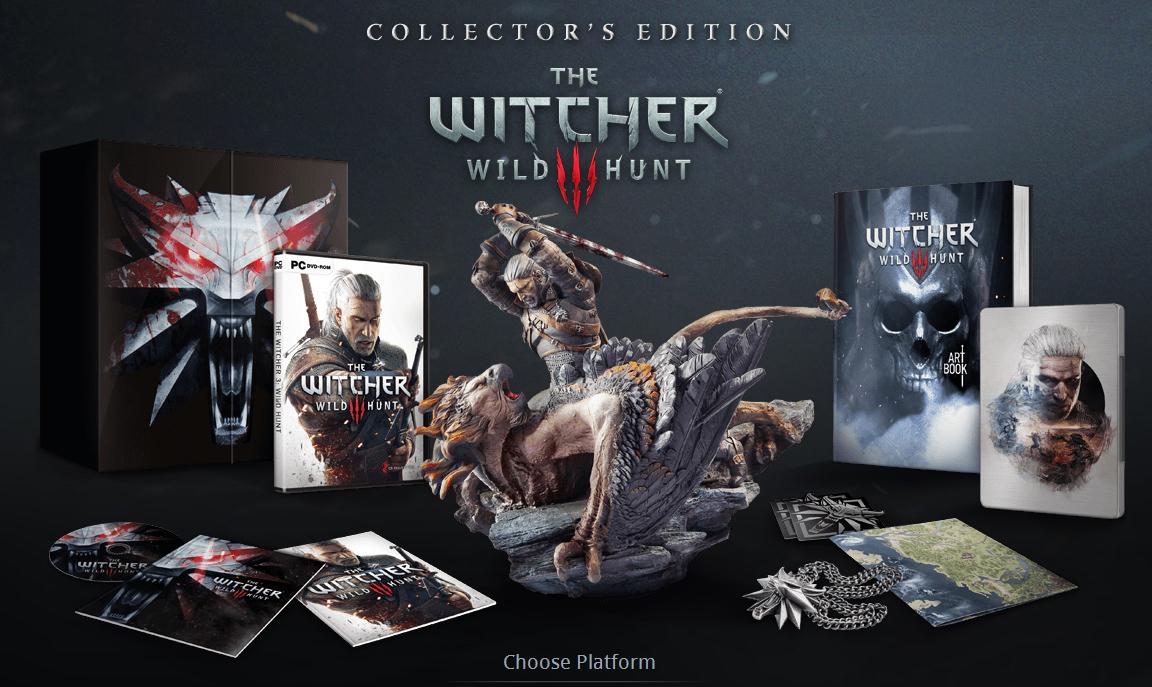 Witcher 3 CE