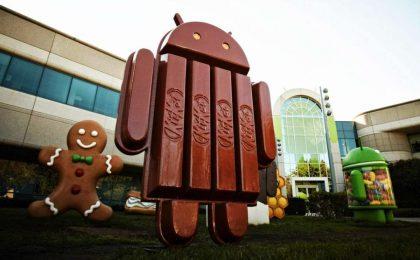 KitKat 4.4 Android: le novità del nuovo sistema operativo