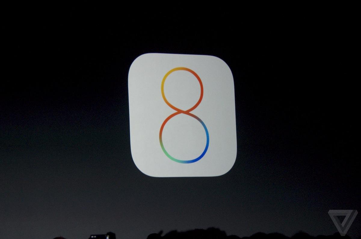 iOS8 al WWDC