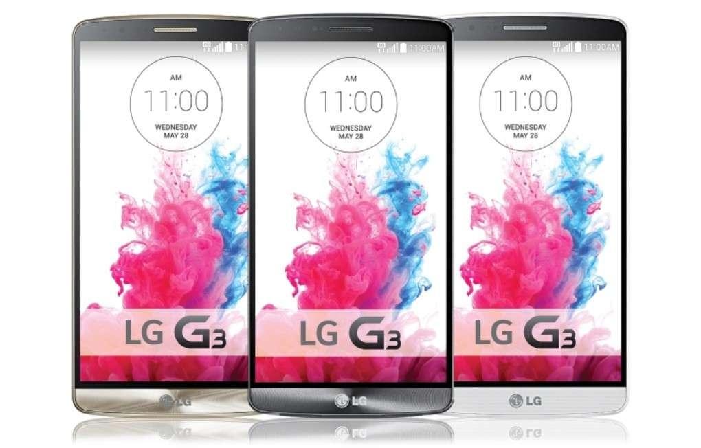 LG G3: prezzo, scheda tecnica e uscita per l'Italia [FOTO e VIDEO]