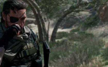 Metal Gear Solid V: The Phantom Pain, data d'uscita e trailer [FOTO E VIDEO]