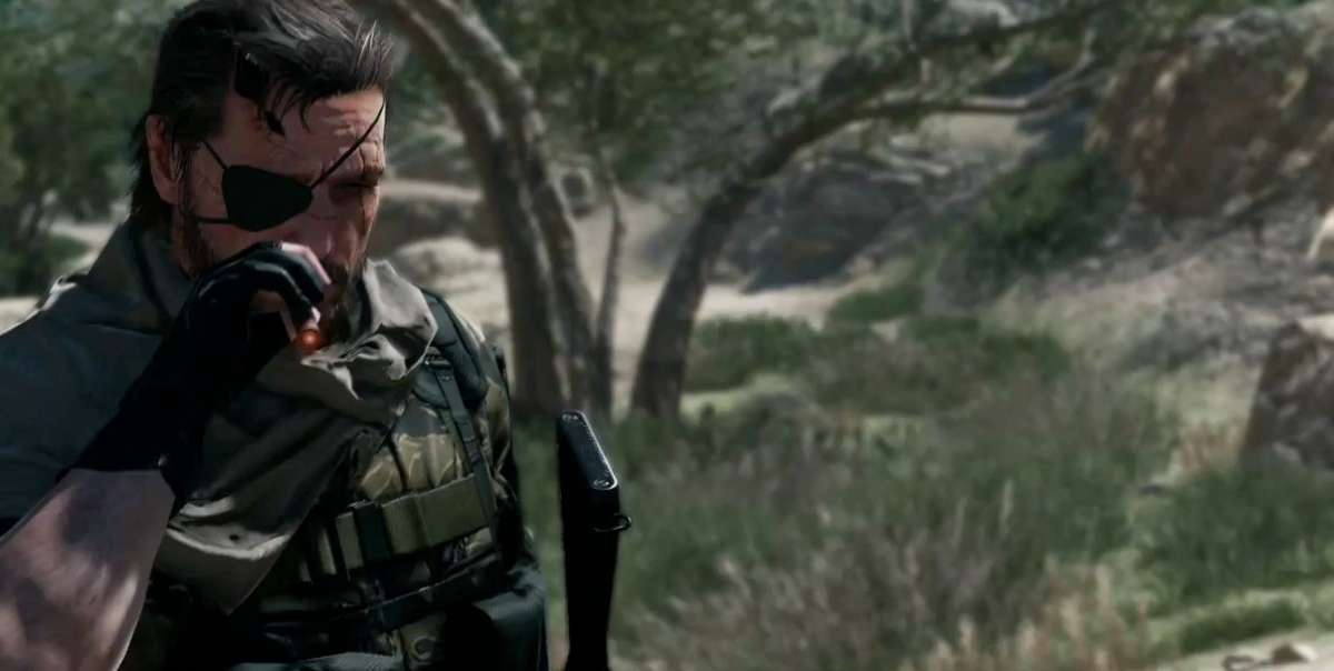 Metal Gear Solid V: The Phantom Pain, data d'uscita e trailer [FOTO E VIDEO]