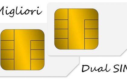 I 5 migliori cellulari Dual Sim [FOTO]
