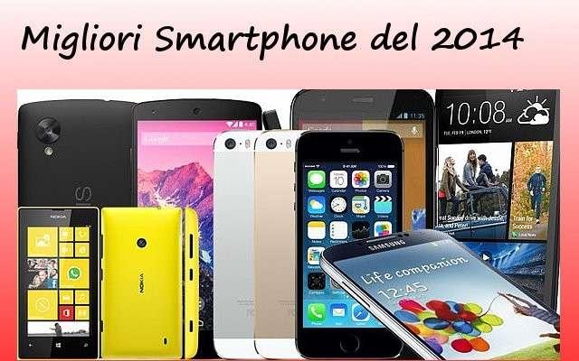 I 5 migliori smartphone del 2014 [FOTO]