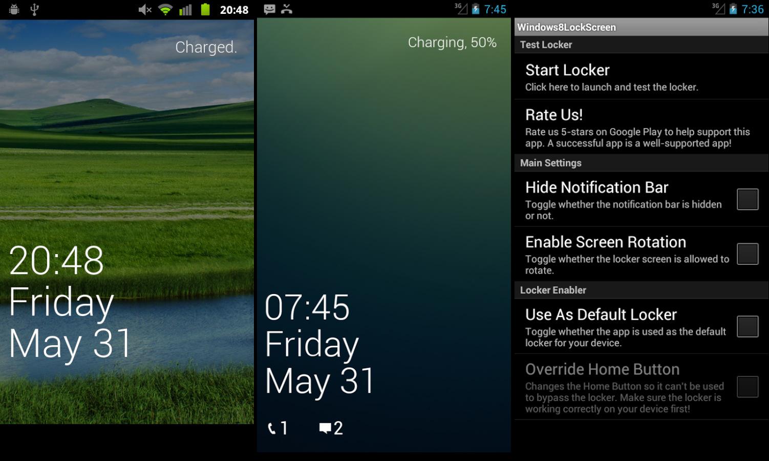 Lock Screen: le 5 migliori per Android