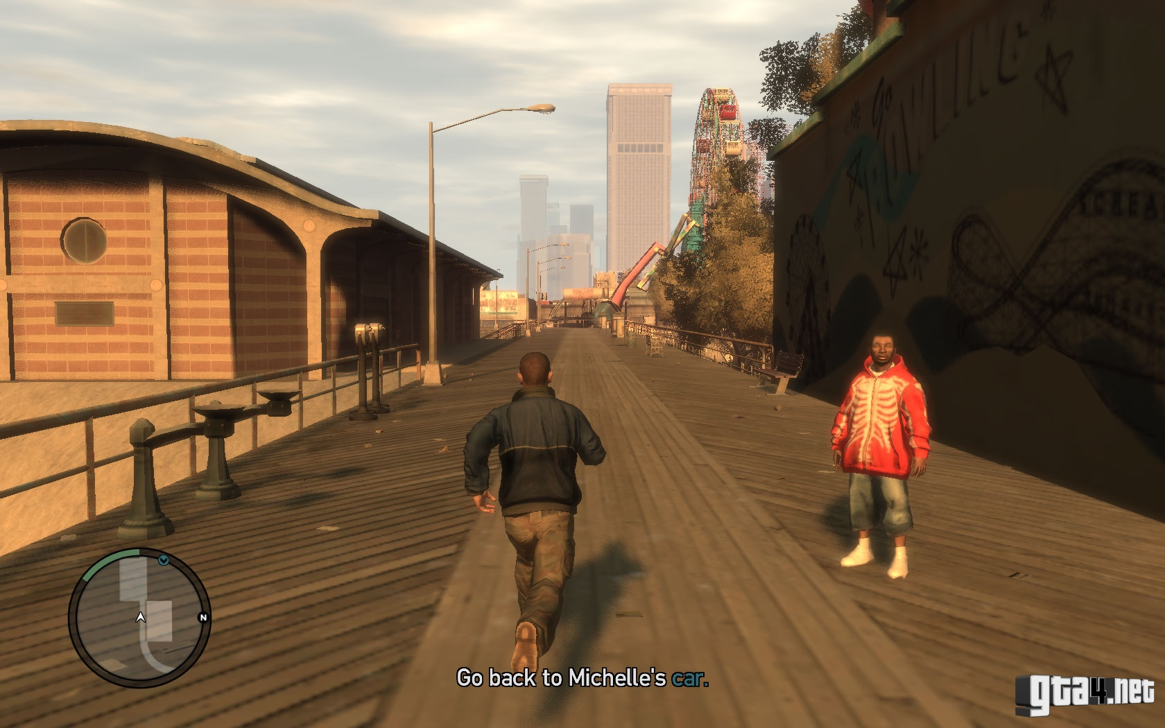 5551 gta4 pc screenshot
