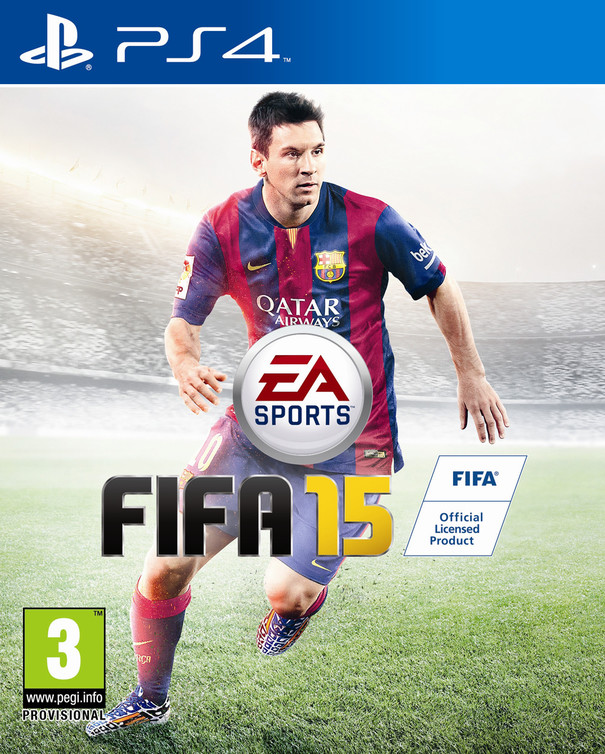 Copertina FIFA 15