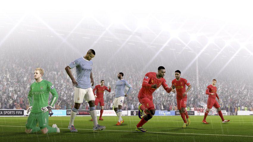 FIFA 15 esultanze