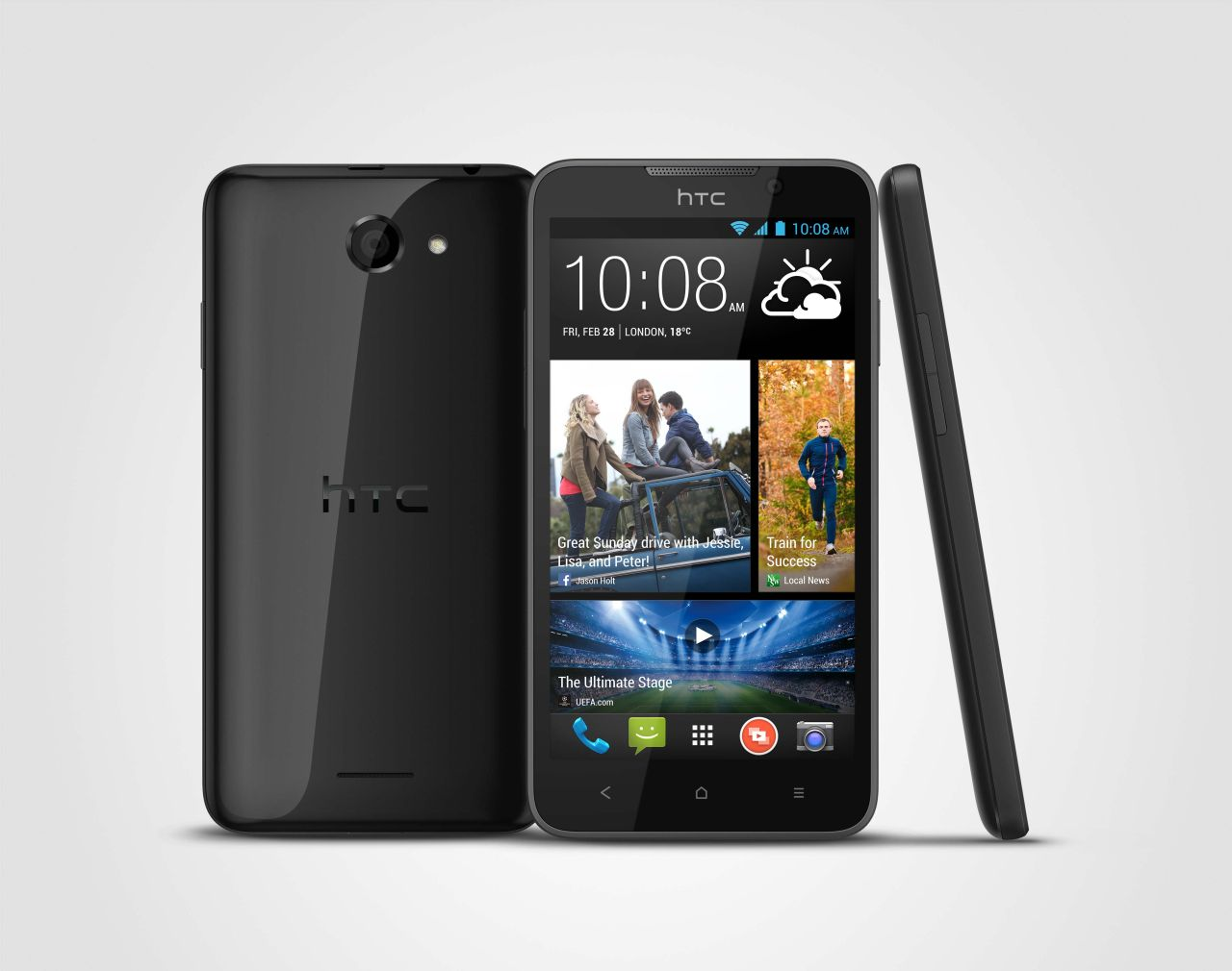 HTC Desire 516 in uscita: scheda tecnica e caratteristiche