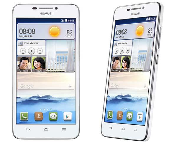 Huawei Ascend G630 design
