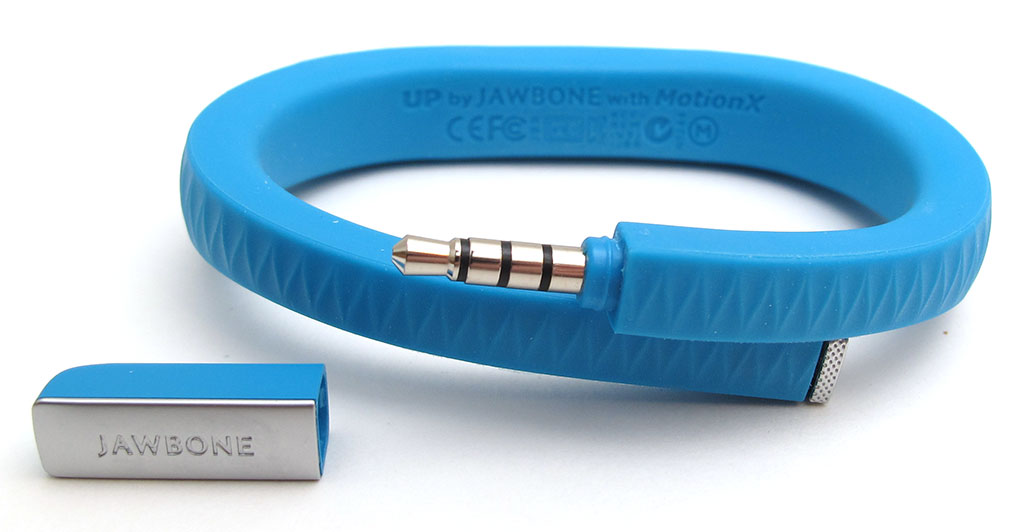 Jawbone Up con jack