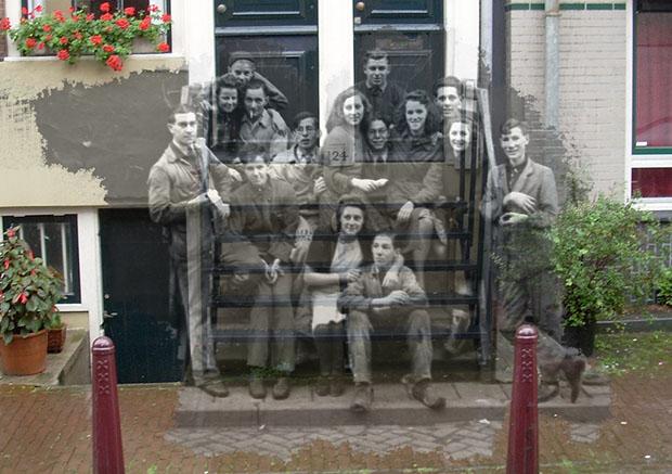 Jo Teeuwisse prima e dopo Amsterdam
