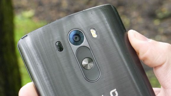 LG G3 fotocamera