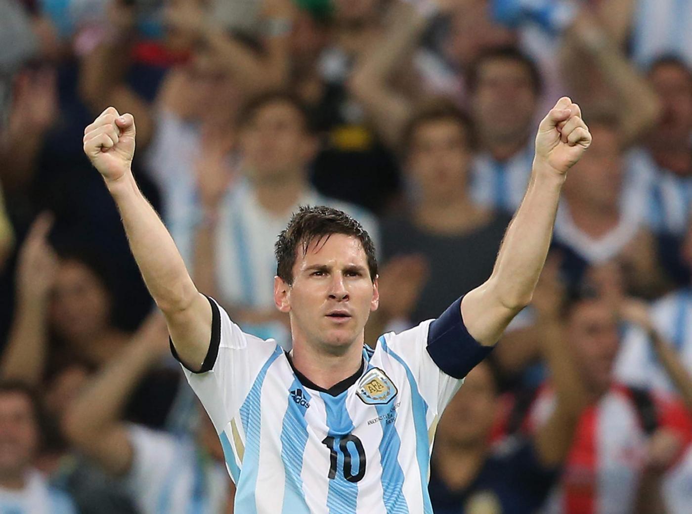 Argentina vs Belgio come seguire in streaming la partita dei Mondiali 2014