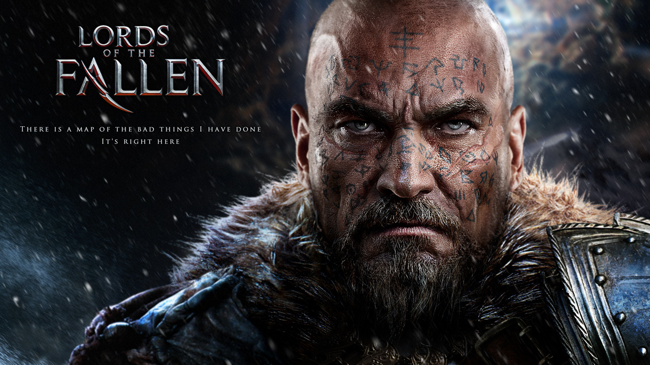 Lords of The Fallen protagonista