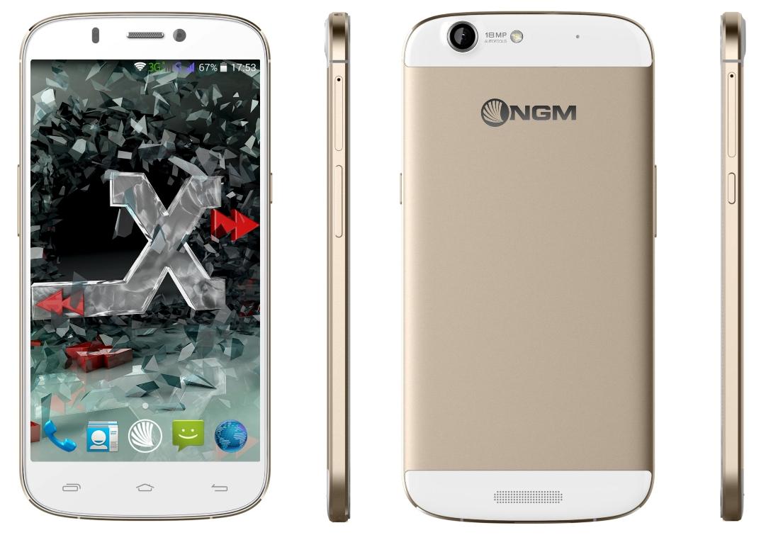 NGM Forward Xtreme: prezzo e scheda tecnica dell'octa-core