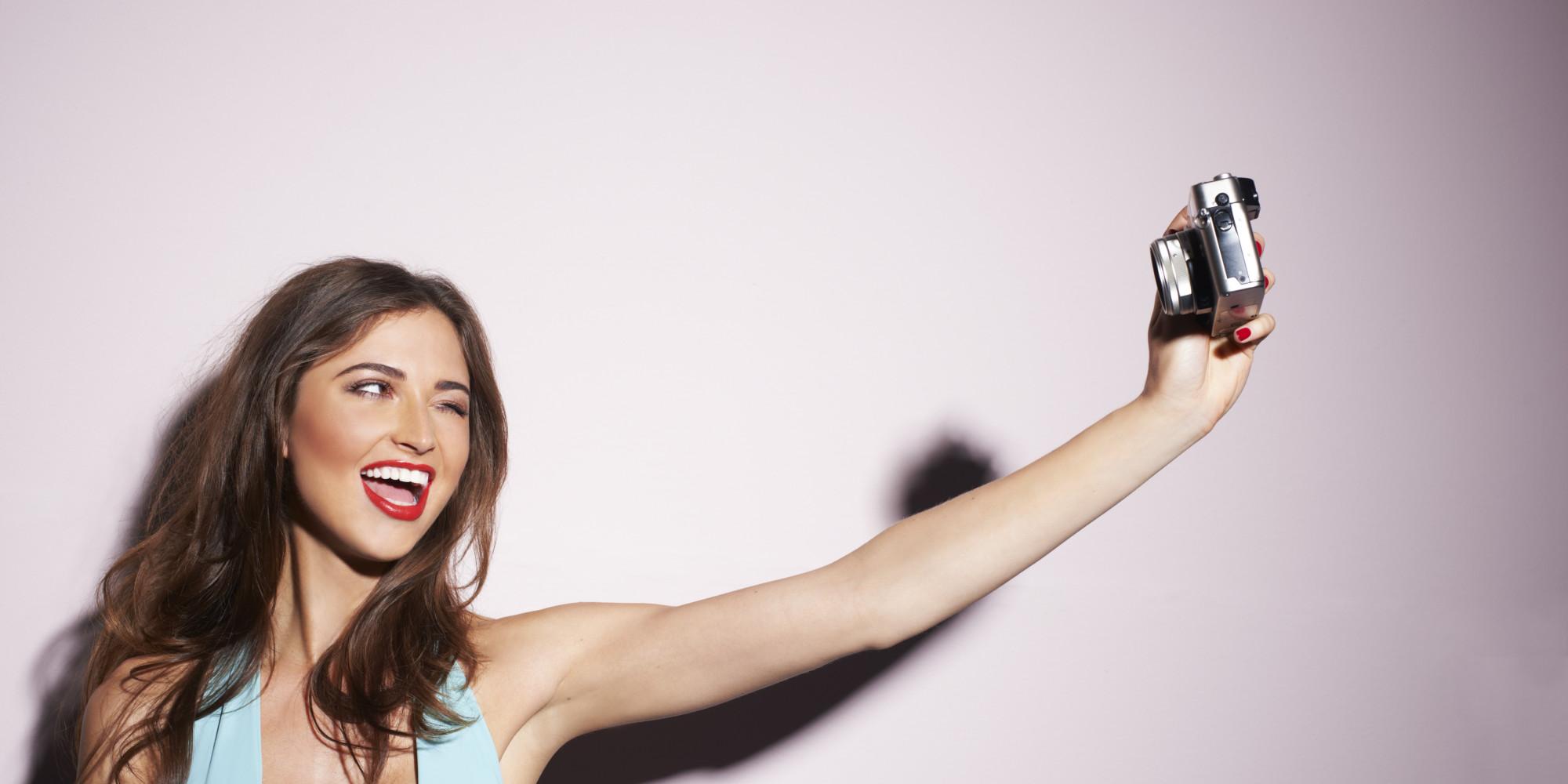 Selfie e divertimento
