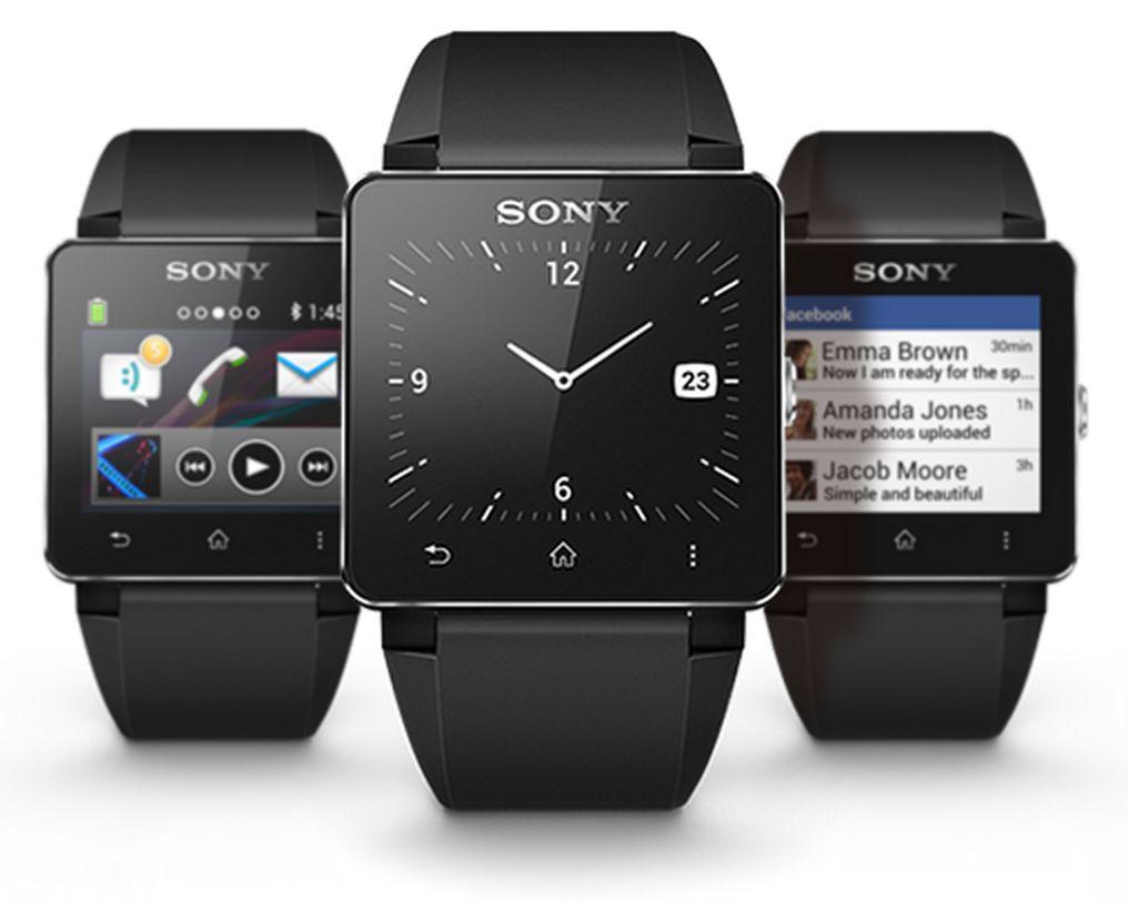 Sony Smartwatch 2 con lancette