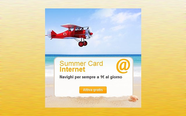 Summer Card Internet
