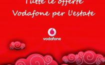 Tutte le offerte Vodafone smartphone per lestate