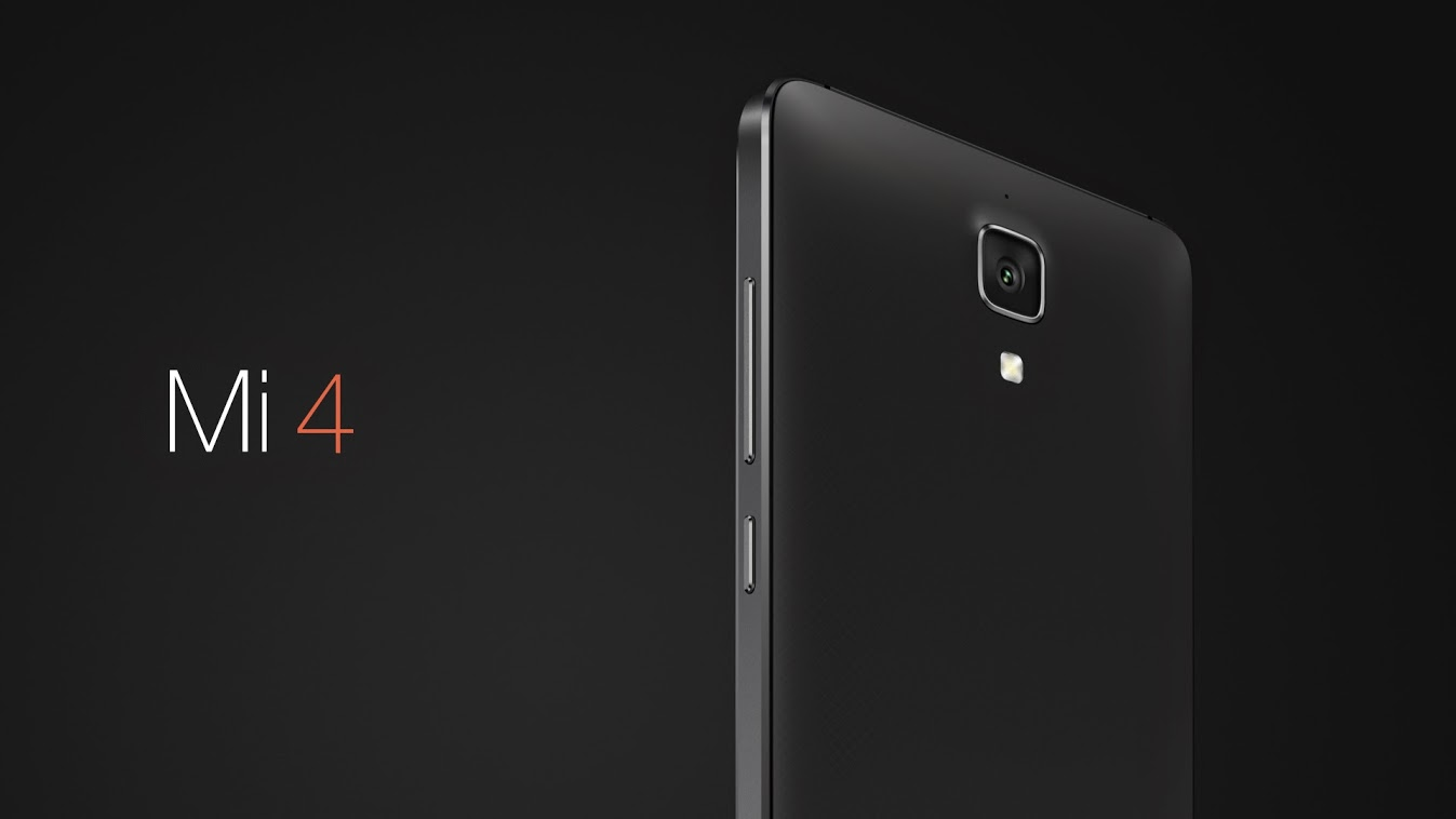 Xiaomi Mi 4 retro