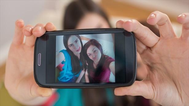 selfie e spontaneità