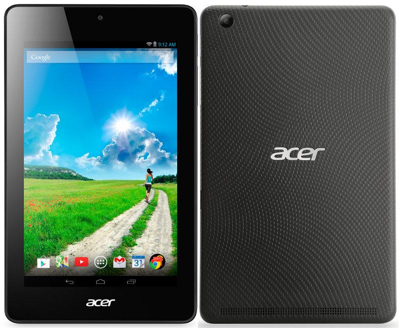 Acer Iconia One 7: prezzo e scheda tecnica