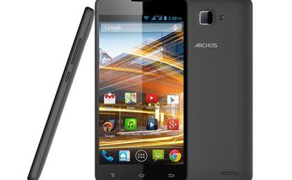 Archos 50 Neon: prezzo, scheda tecnica e uscita