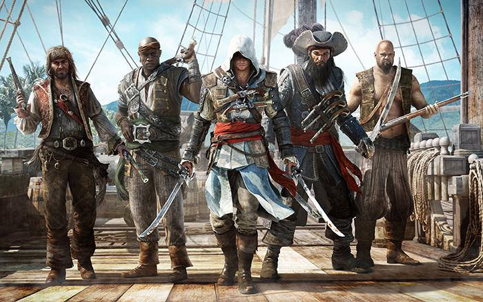 Assassin's Creed Pirates scontatissimo su Android a 0,10 euro