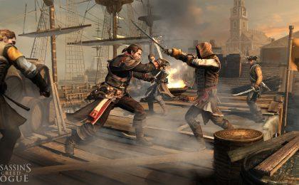 Assassin's Creed Rogue per PS3 e Xbox 360: storia e data d'uscita