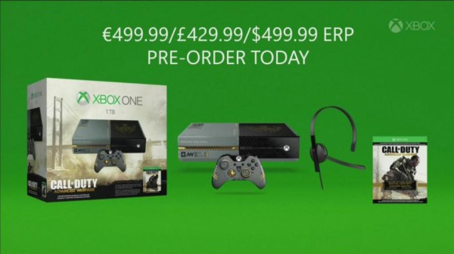 Bundle Xbox One