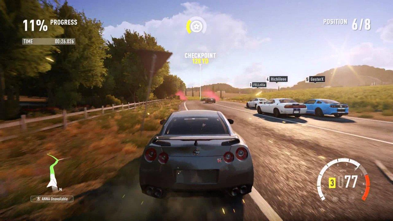 Forza Horizon 2 auto