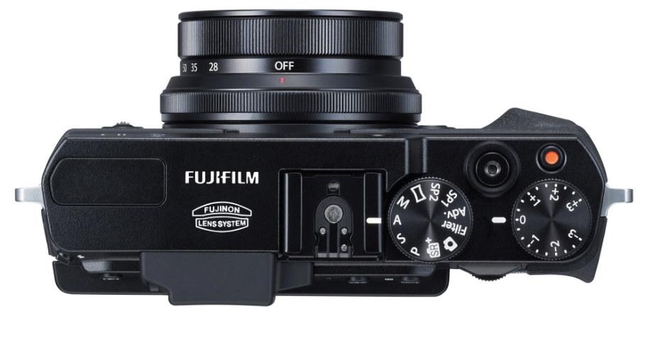 Fujifilm X30 compatta