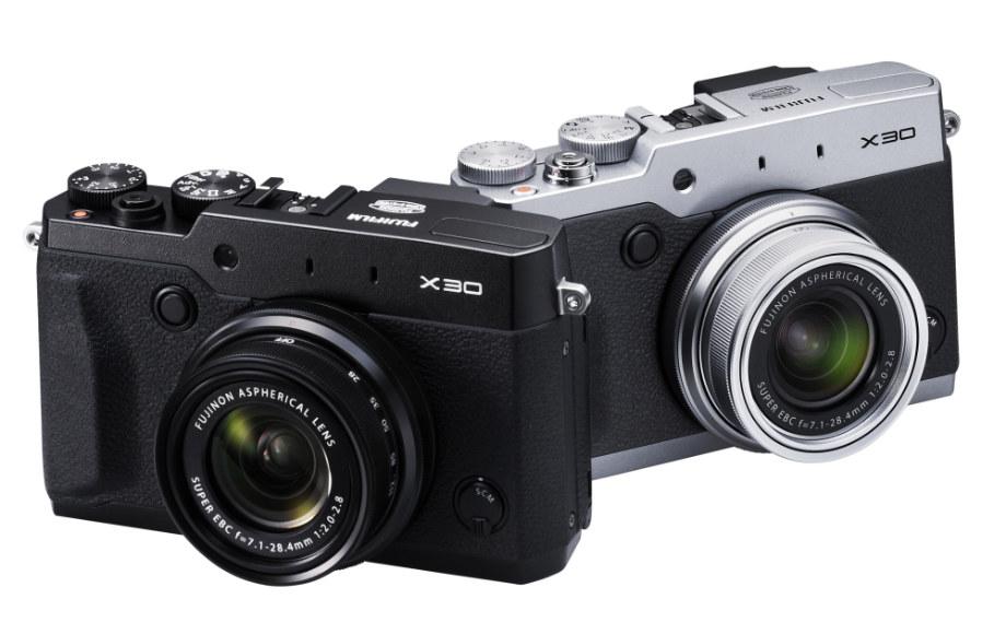 Fujifilm X30 varianti