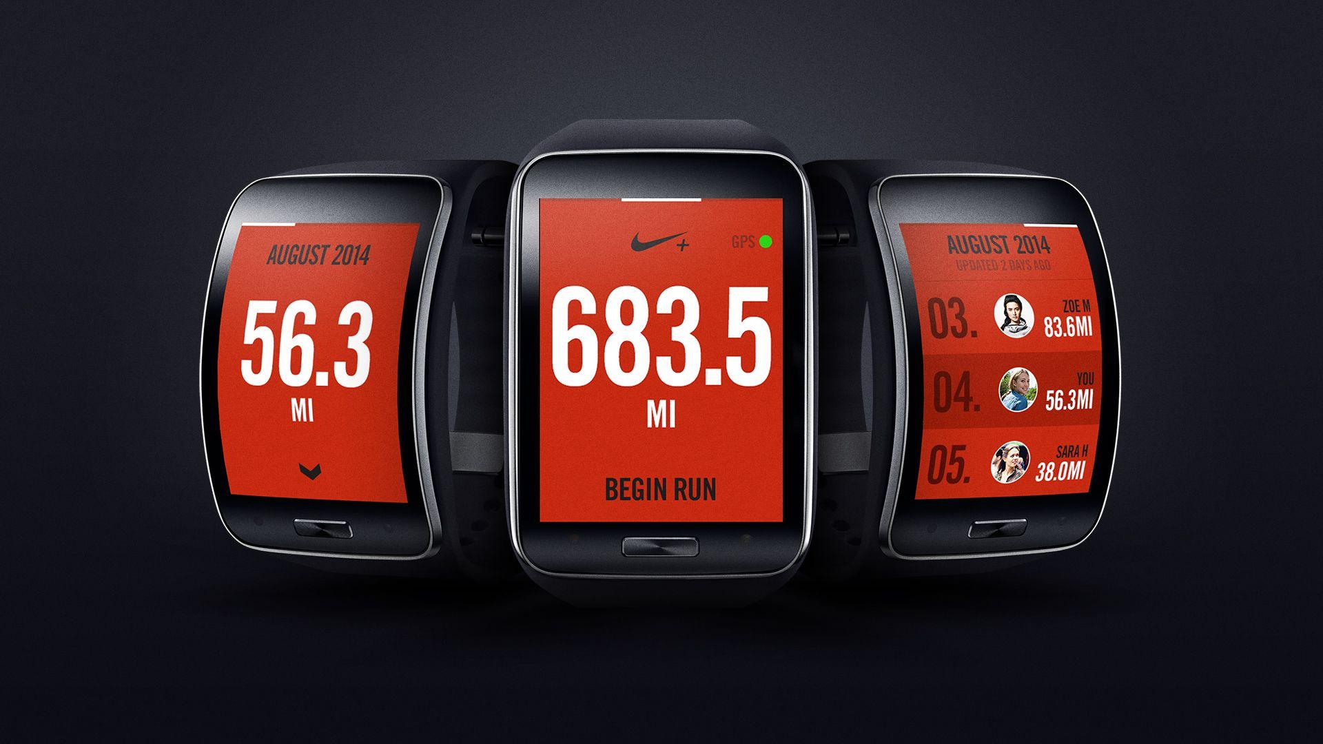 Gear S app