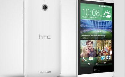 HTC Desire 510: scheda tecnica, uscita e prezzo ufficiali