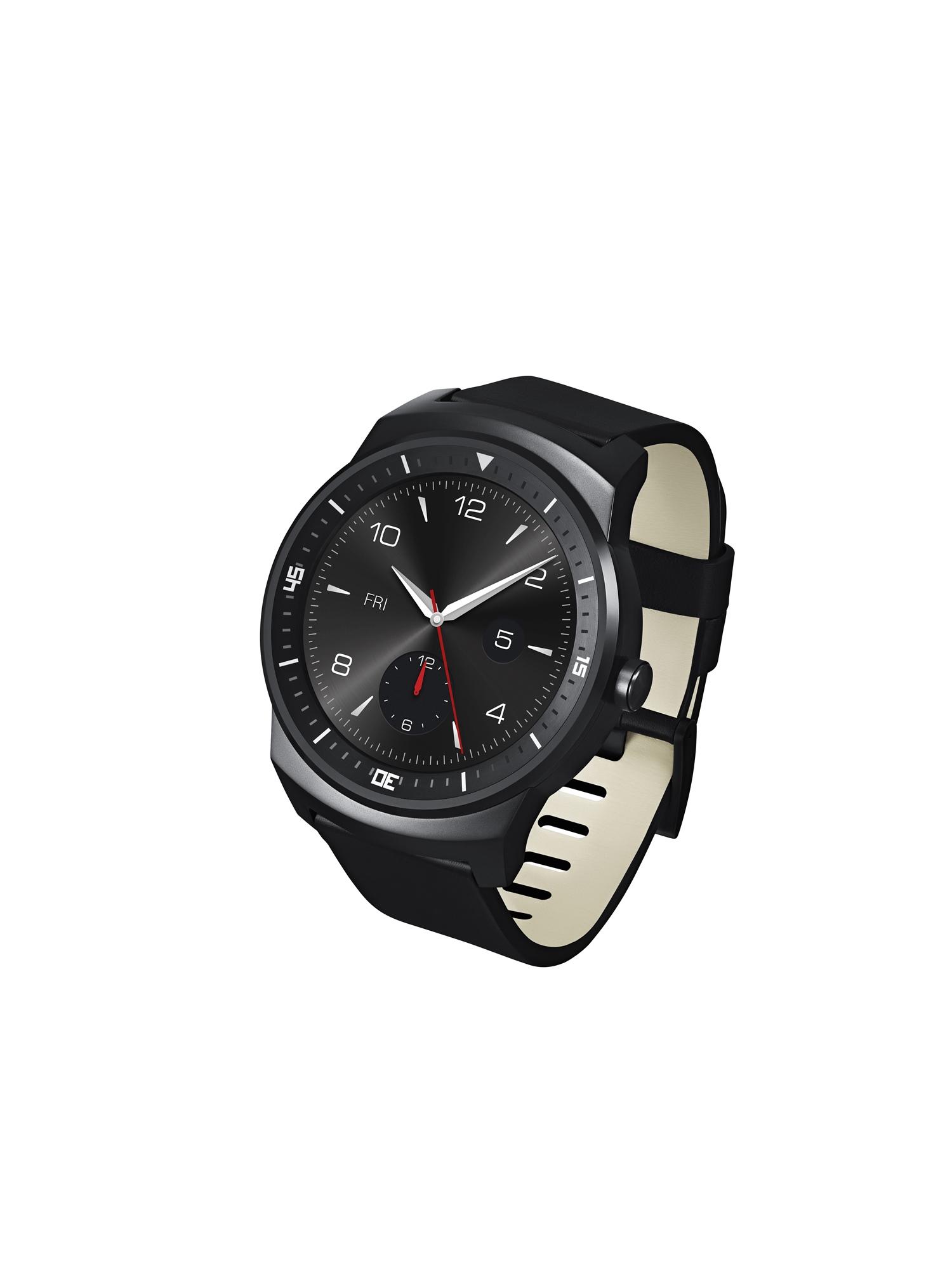 LG G Watch R risoluzione