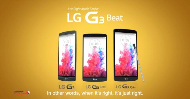 LG G3 Stylus in uscita: i rumors sullo smartphone inaspettato