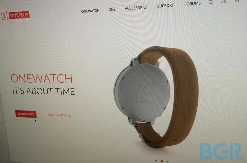 OneWatch, OnePlus pronta a lancia il suo primo smartwatch