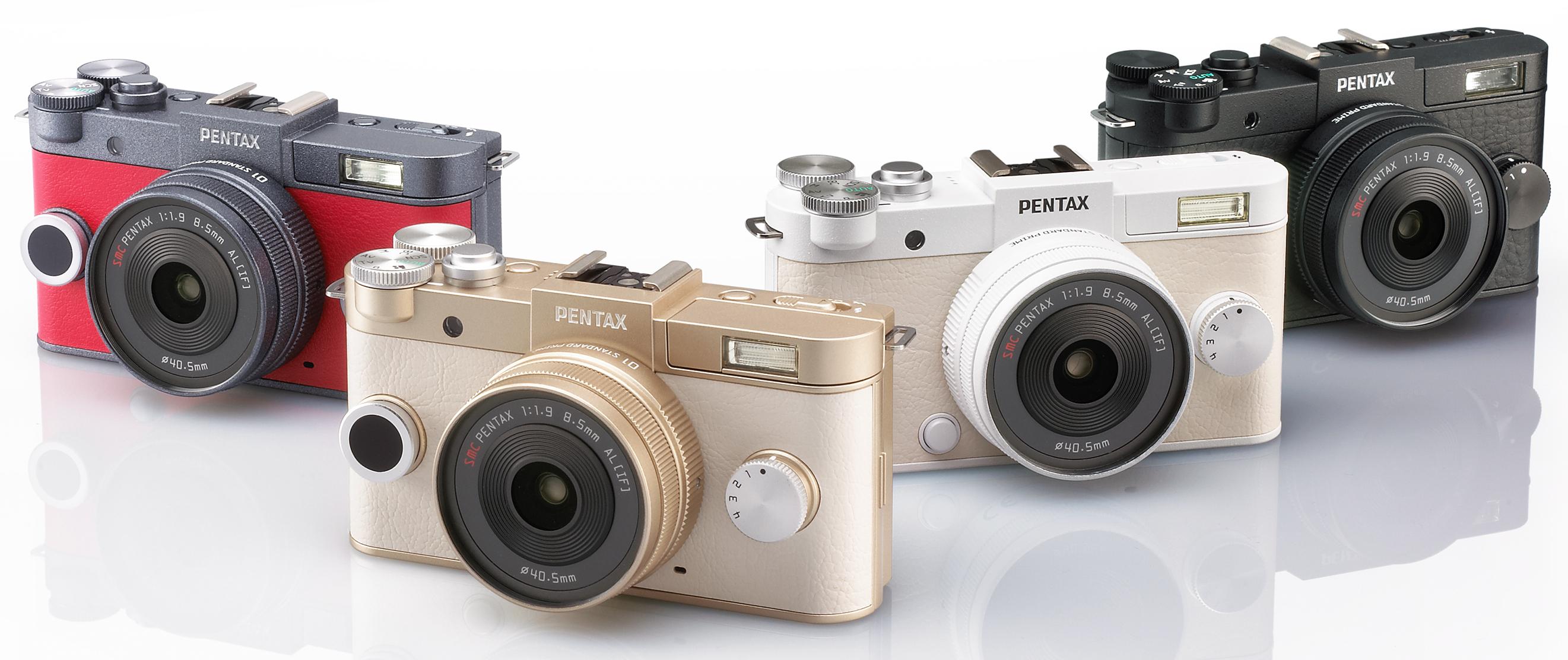 Pentax Q-S1: caratteristiche, uscita e prezzo della mirrorless