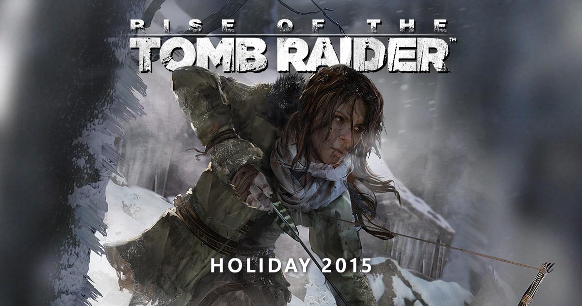 Rise of the Tomb Raider sarà solo per Xbox One
