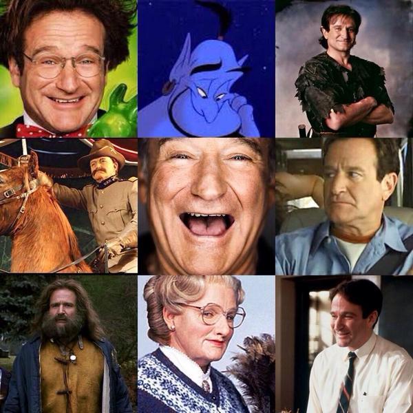Robin Williams è morto: le reazioni su Twitter al suicidio del popolare attore