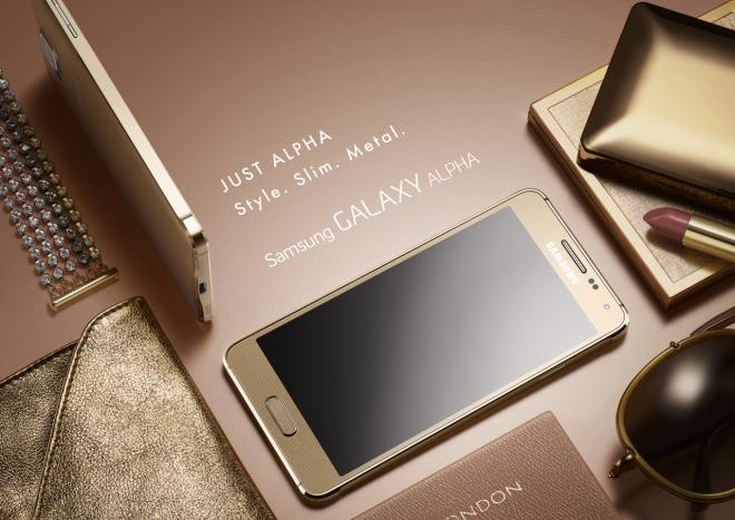 Samsung Galaxy Alpha: scheda tecnica, uscita e prezzo